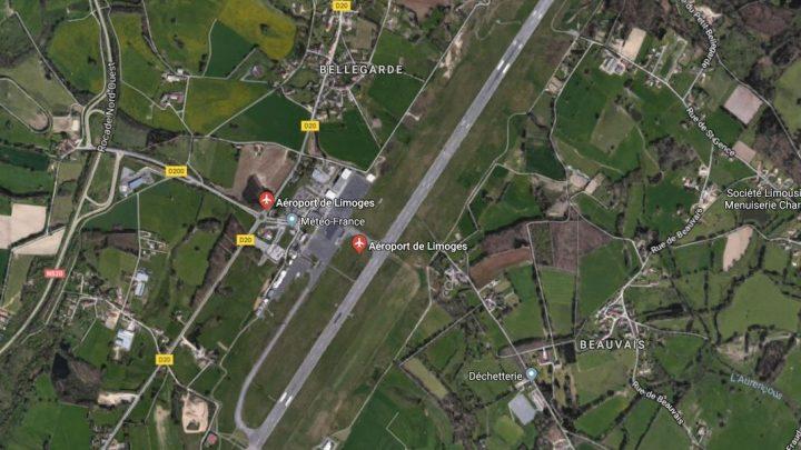 Les deux ULMs du club autorisés à LFBL (Limoges) avec instructeur à bord