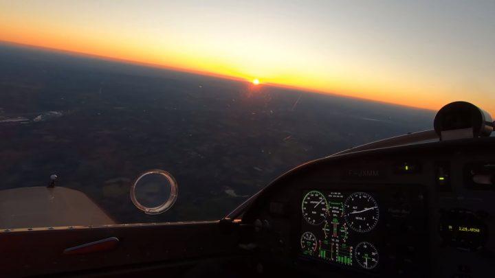 Vol à l'aube, 31 mai 2020