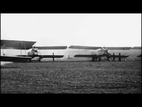 Vidéo : Latécoère Avions Bréguet XIV – Premières lignes aéropostale France Maroc