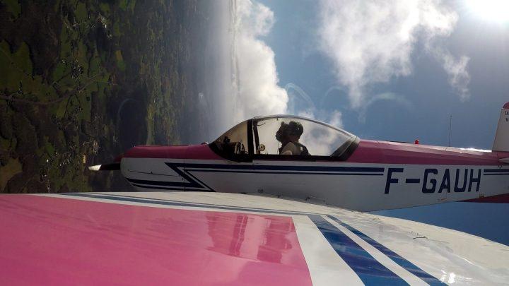 Vol en Cap 10 pour Damien et Ludovic