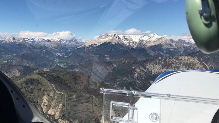 Notre Eurostar SLX découvre les Alpes…