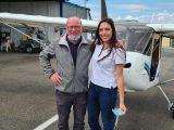 Une nouvelle femme pilote à Saint-Junien